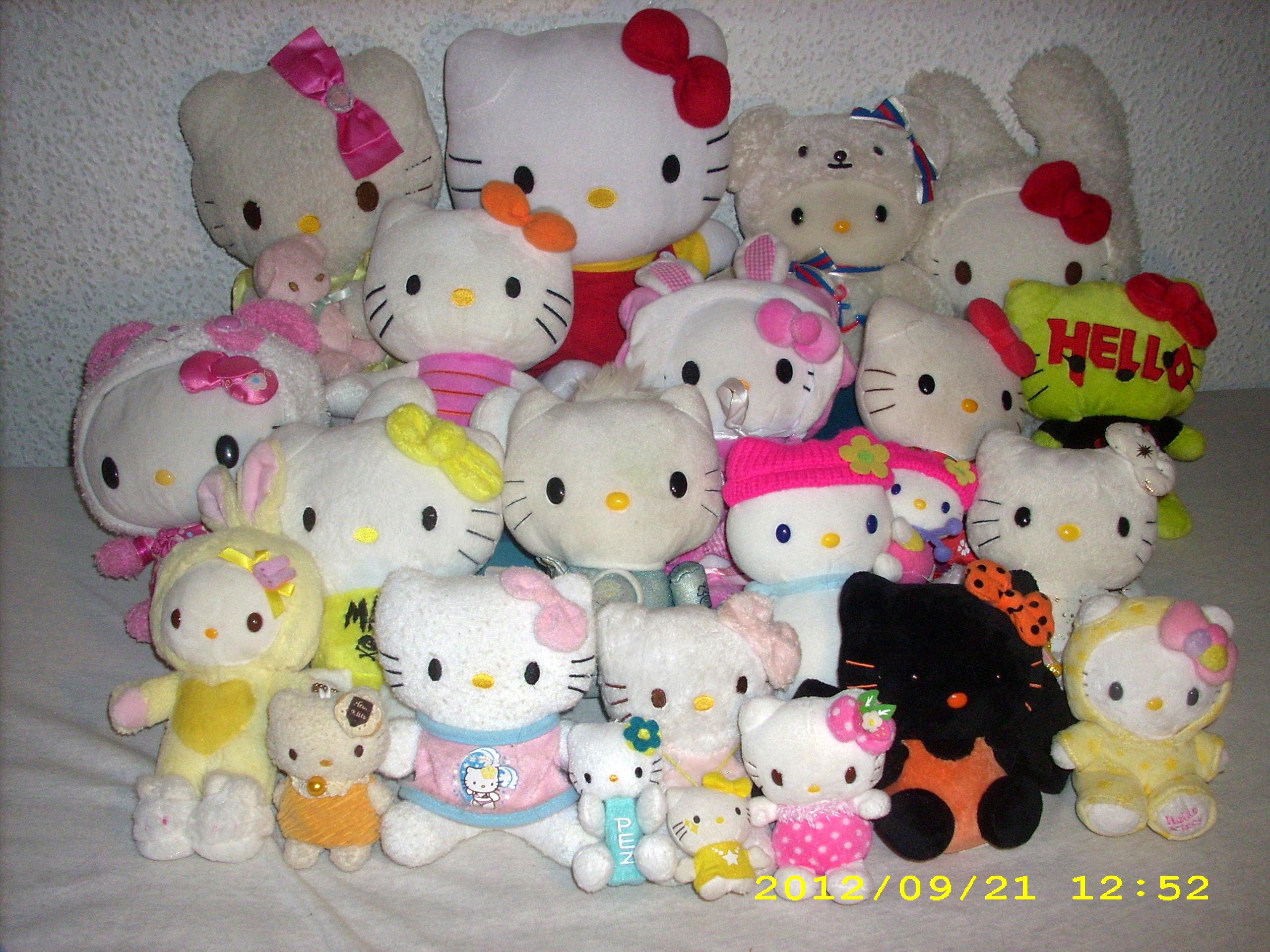 Hello Kitty | kuscheltiersammler