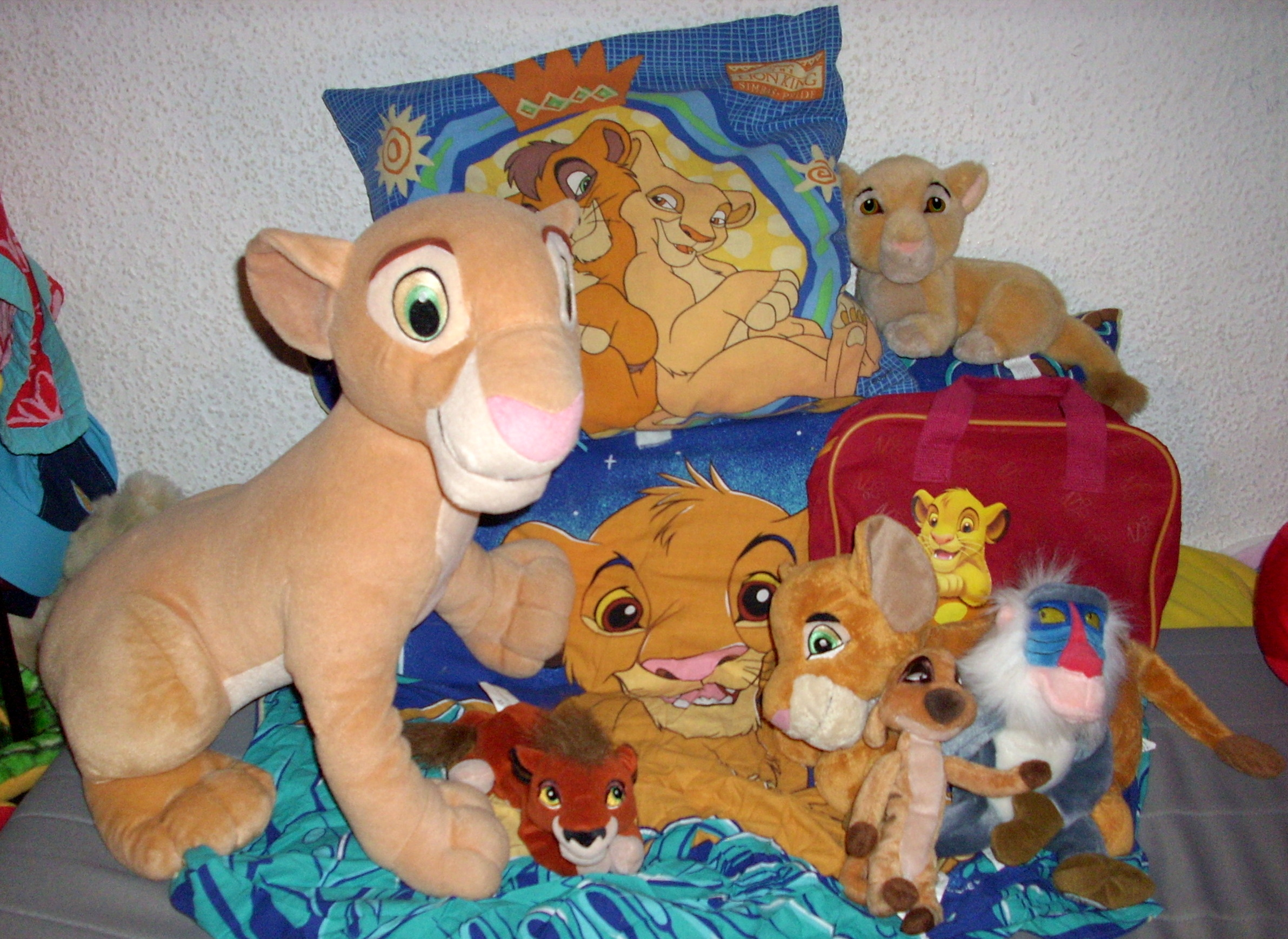 Lion Kuscheltiersammler
